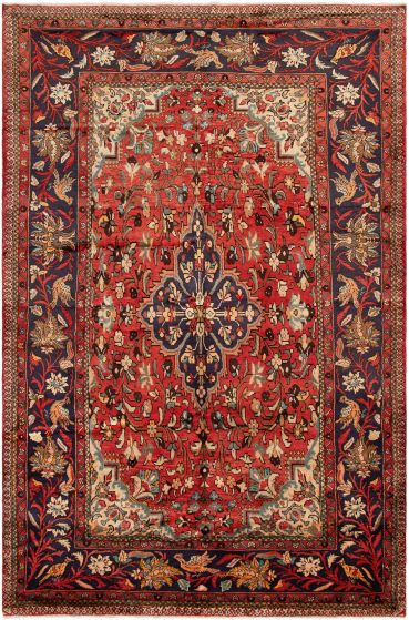 Red rug large
