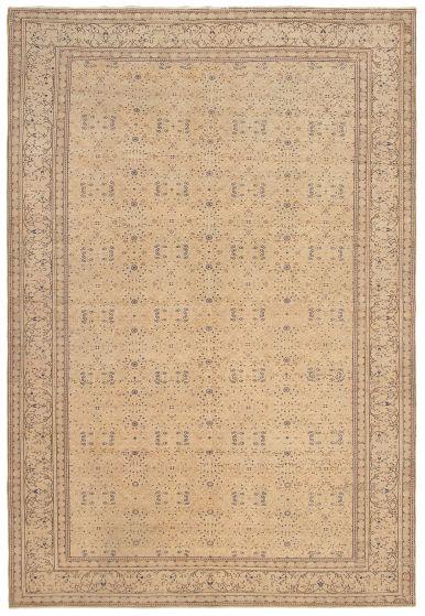 Yellow rug large