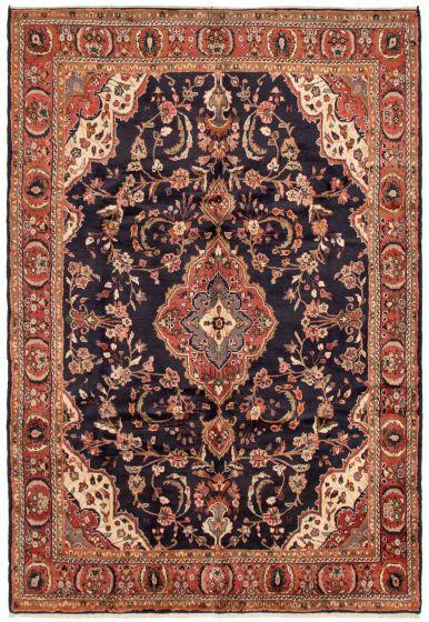 Blue rug large