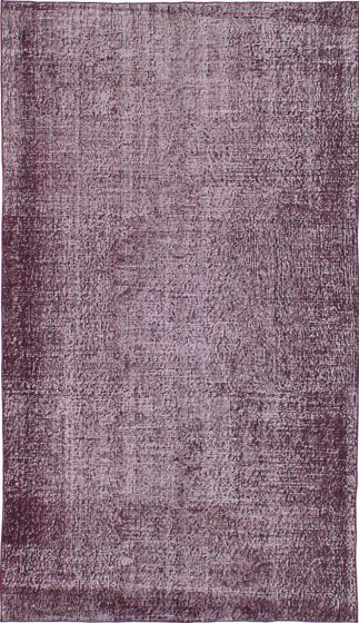Bohemian  Transitional Red Area rug 5x8 Turkish Hand-knotted 214275
