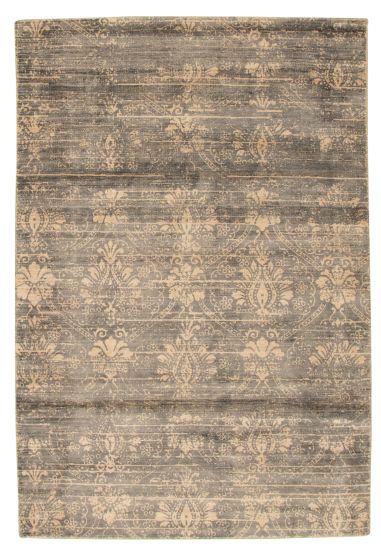 Grey rug medium
