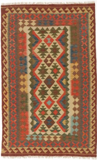 Flat-weaves & Kilims  Traditional Red