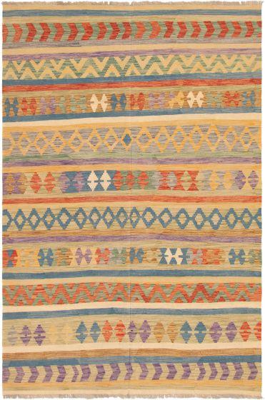 Flat-weaves & Kilims  Transitional Blue