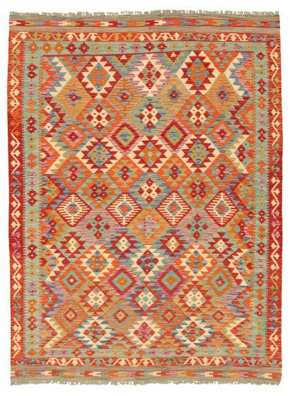 Red rug medium