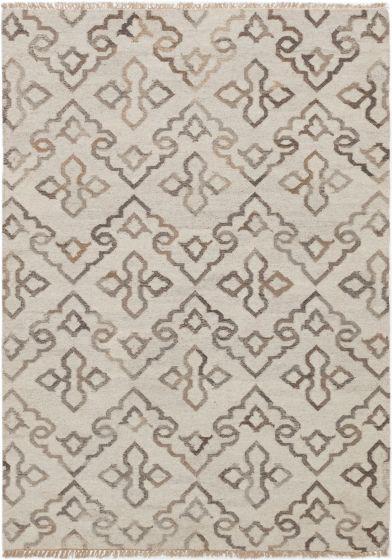 Flat-weaves & Kilims  Transitional Grey