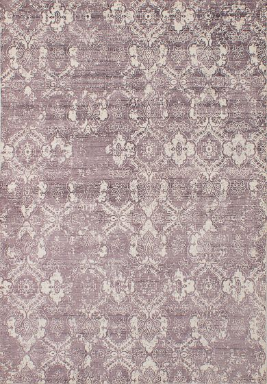 Casual Pink Area rug 5x8 Indian Hand Loomed 236198