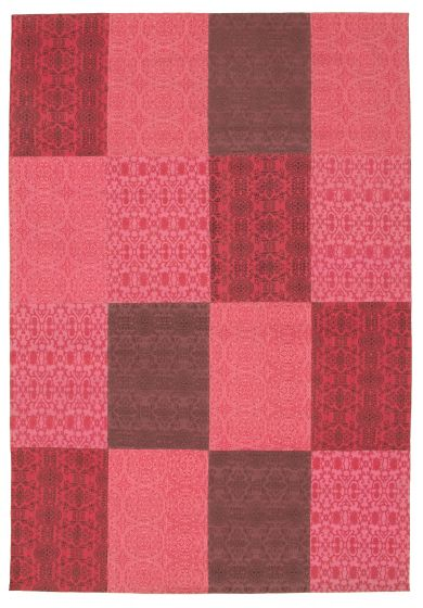 Pink rug large