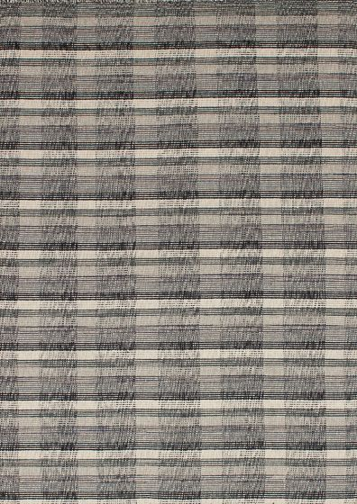 Flat-weaves & Kilims  Transitional Grey Area rug 4x6 Indian Flat-weave 247302