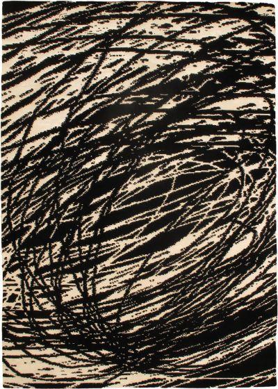 Black rug medium