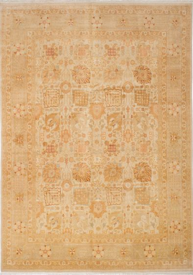 Traditional Blue Area rug 9x12 Pakistani Hand-knotted 207642