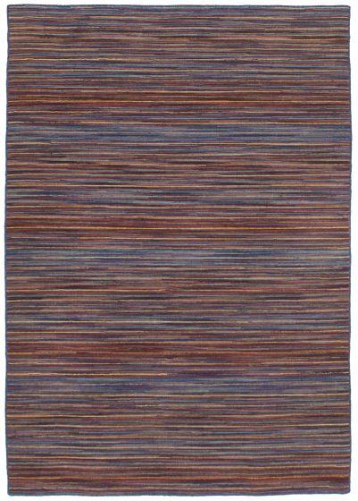 Bohemian  Stripes Blue
