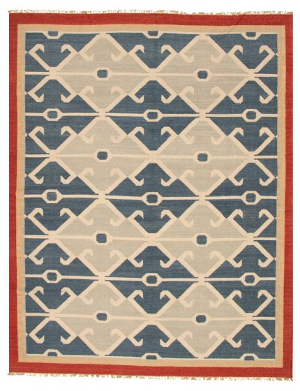 Blue rug extra large