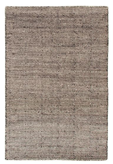 Flat-weaves & Kilims  Transitional Black Area rug 3x5 Indian Flat-weave 344536