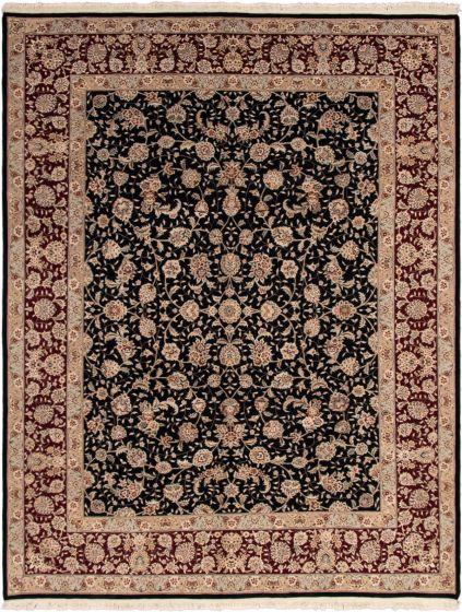 Black rug large