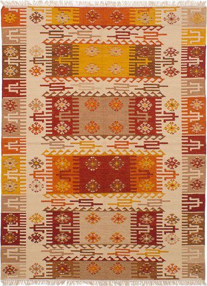 Flat-weaves & Kilims  Traditional Ivory