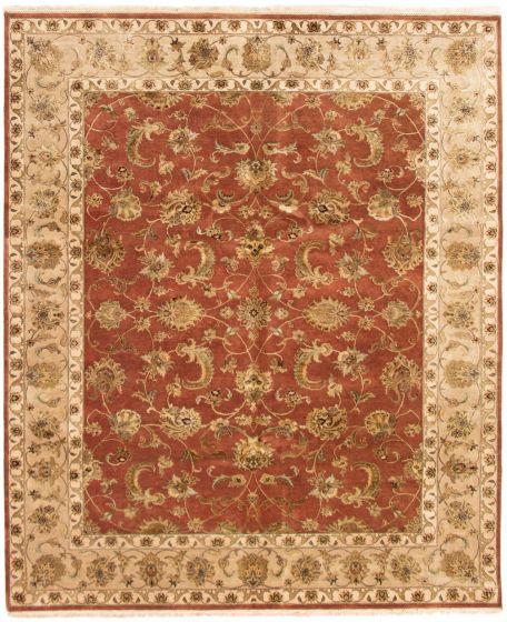Brown rug large